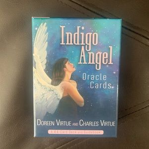 Other - Indigo Angel Oracle Cards